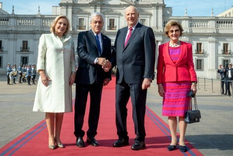 King Harald and Queen Sonja will visit Jordan